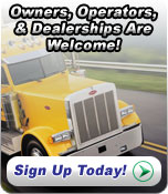 American Truck Buyer Membership Sign-Up to Sell Trucks and Trailers
