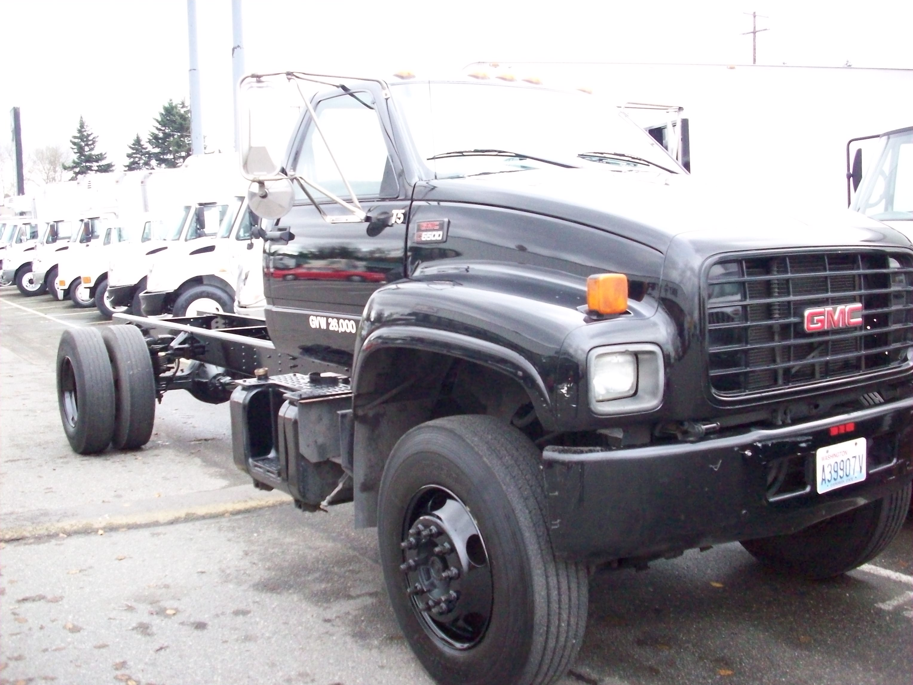new topkick auction gmc dump sale full truck for sold item in window size december