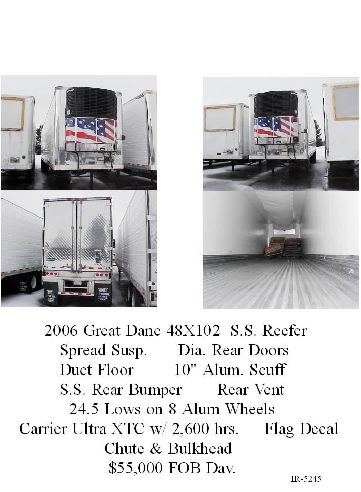 2006 Reefer Great Dane