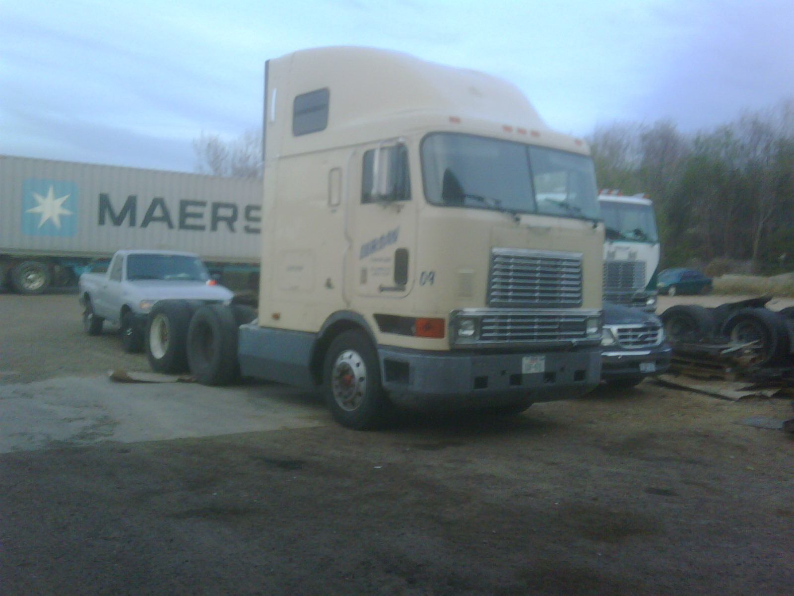 1997 International 9800 EAGLE