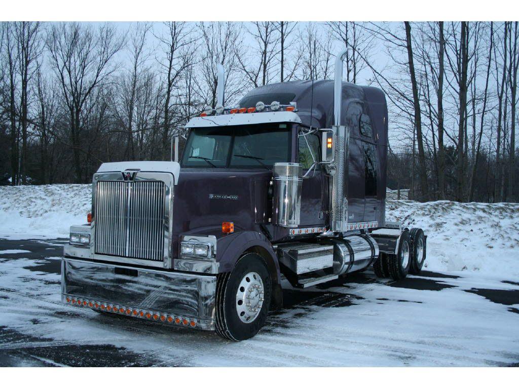 Camiones Americanos, american truck