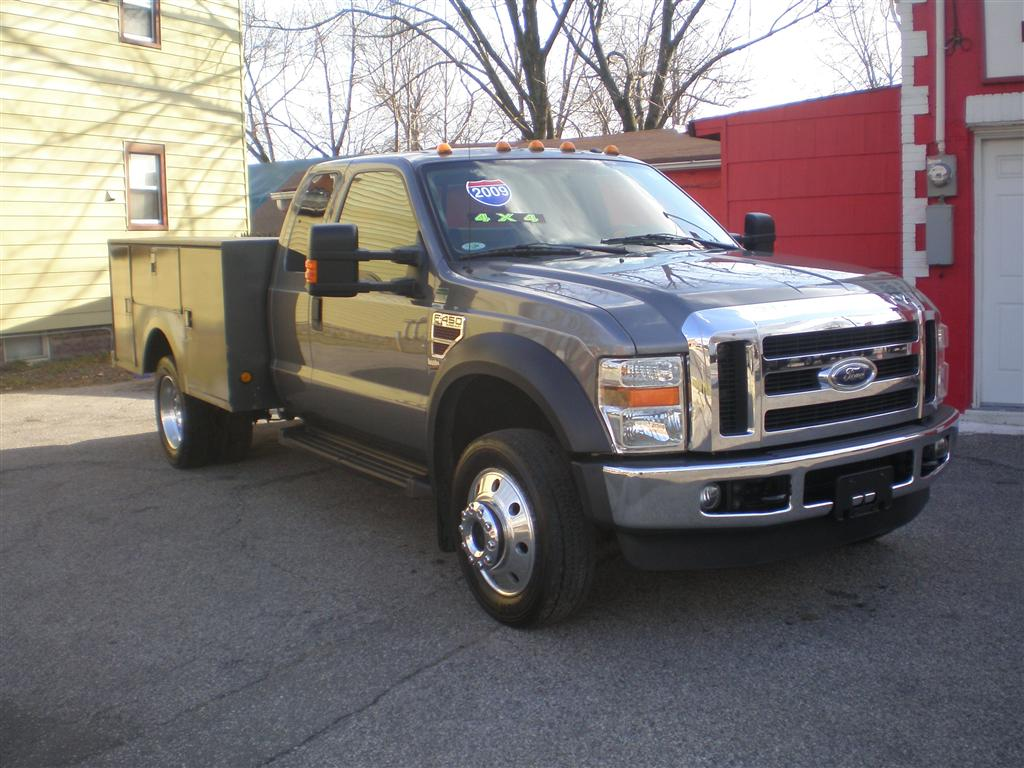2009 Ford F450 XLT SD