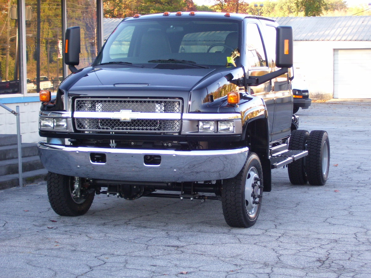 All Chevy chevy c5500 specs : 2008 Chevrolet KODIAK C5500 Truck for sale by STEVE RAYMAN ...